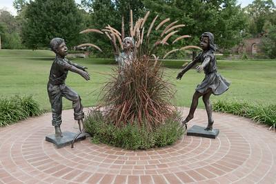 Rock Hill, South Carolina  The Vetrans Gareden located within Glencairn Gardens.