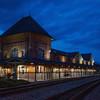 Bristol Depot Twilight