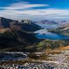 Beinn a' Bheithir and Loch Leven