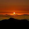 Sunrise Glencoe, Highlands, Scotland.
