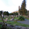 Glendalough Cemetery and Round Tower