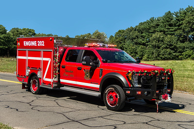 Trumbull Long Hill Engine 202