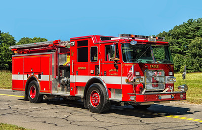 Ansonia Eagle Hose Engine 6
