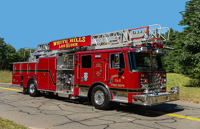 Shelton White Hills Ladder 51