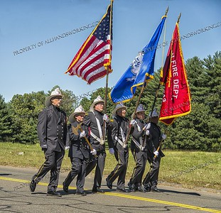 Firemans Parade - 2018 CT Fireman's Convention Parade, Avon, CT - 9/18/18