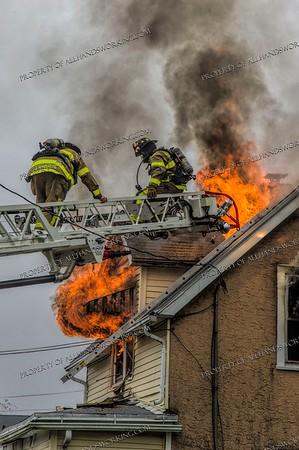 2 Alarm Fatal Dwelling Fire - 221 Tetlow St, West Haven, CT - 10/30/19