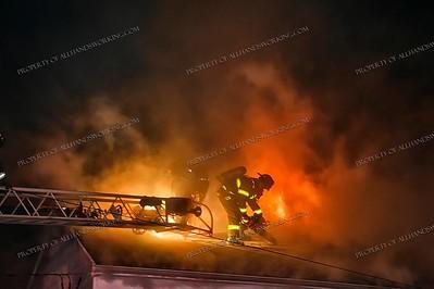 3 Alarm Dwelling Fire -186 Boulevard, Kenilworth, NJ - 3/22/19