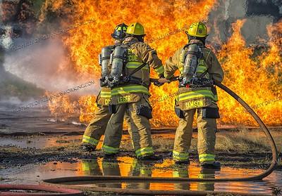 Mass Casualty Drill - Bradley International Airport, Windsor Locks, CT - 9/30/18