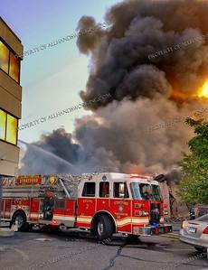 Commercial Building Fire w/ Hazmat - 10 Research Dr, Stratford, CT - 7/9/