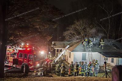 Dwelling Fire - 50 Hillside Ln, Parsippany, NJ - 12/27/18