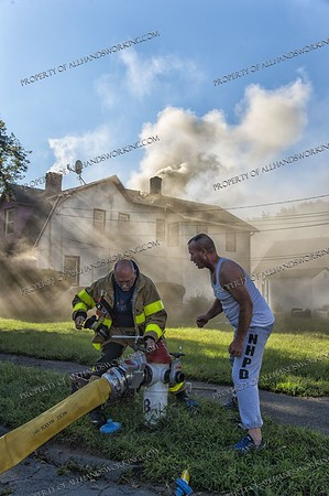 2 Alarm Fatal Dwelling Fire - 96 Richards St., West Haven, CT - 09/15/18