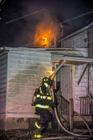 Dwelling Fire - Colby CT, New Haven, CT -2/3/20