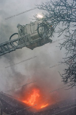 2 Alarm Dwelling Fire - 1116 Quinnipiac Ave, New Haven, CT - 12/1/19