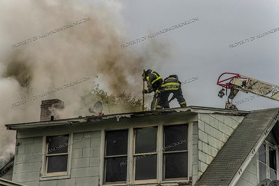 2 Alarm Dwelling Fire - 222 Lexington Ave, New Haven, CT - 4/28/19
