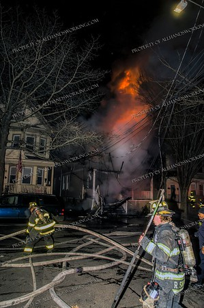 2 Alarm Multiple Dwellings - 31-33 Sheffield Ave, New Haven, CT - 03-06-20
