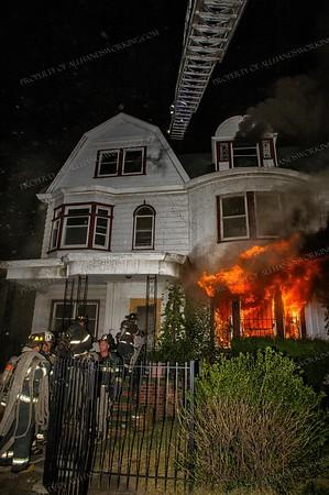 Vacant Dwelling Fire - 257 Mt. Prospect Ave, Newark, NJ - 6/30/19