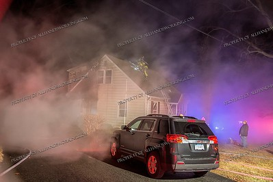 Dwelling Fire - 117 South St, West Haven, CT - 1/13/20