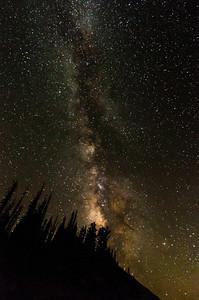 Utah Milky Way