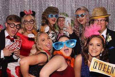 Glenpool Prom 2018 pics