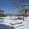 Snowy Keswick Village