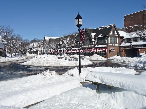 Snowy Keswick Village II