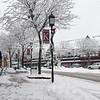Keswick Village Snow