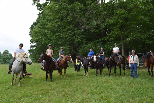 Glenwood June 2016 Charity Ride