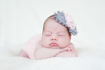 Byrne Family 2013 - Josie - Newborn
