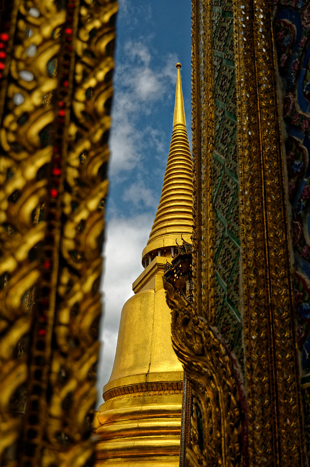 The Golden Chedi