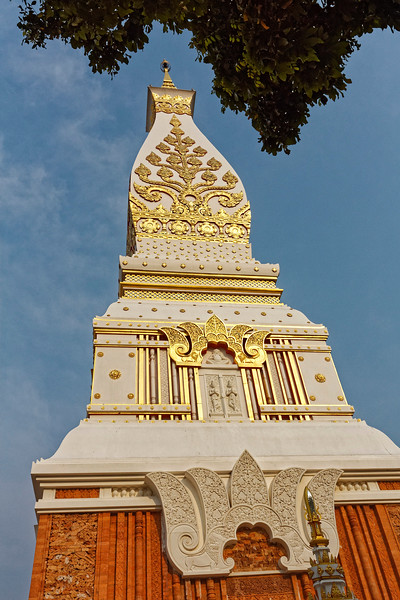 Another view of the <i>chedi</i>