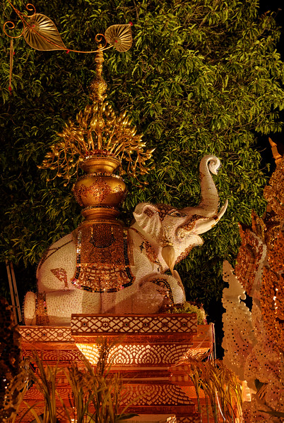 The white elephant: symbol of royalty