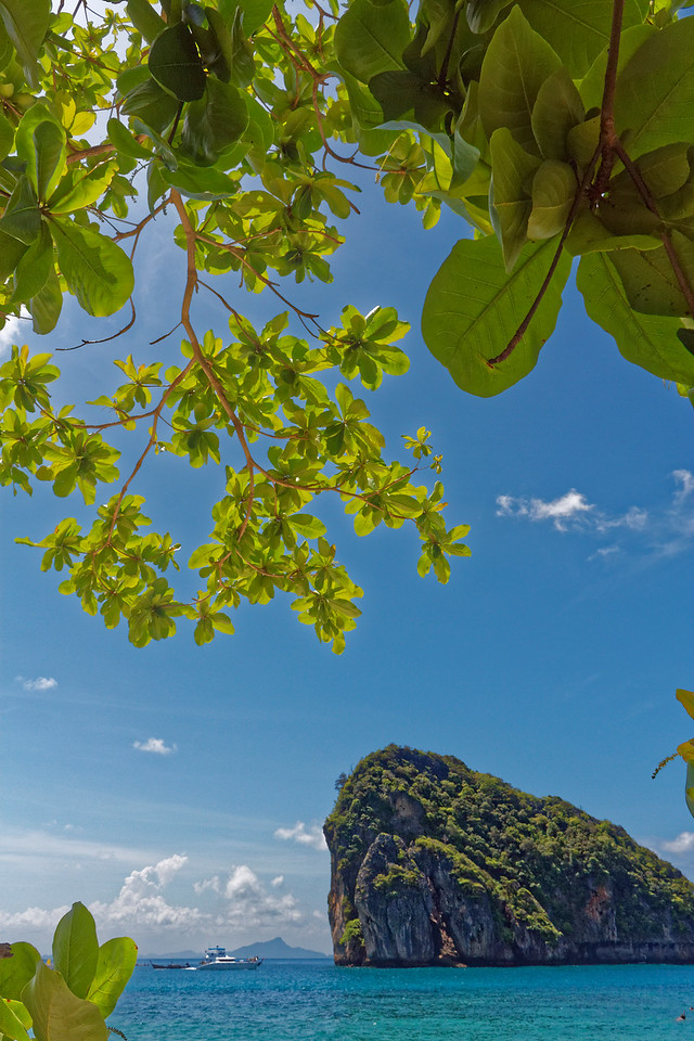 A view from Ko Huan Kwan