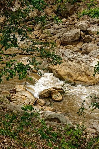Mae Chaem River, Ob Luang national park