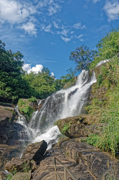 Mae Klang Falls, on Doi Inthanon