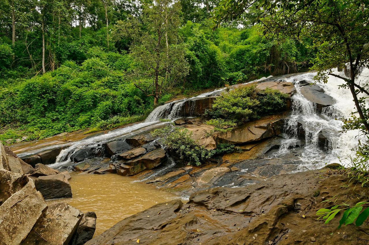 Kaeng Song Khon Falls, Loei Province