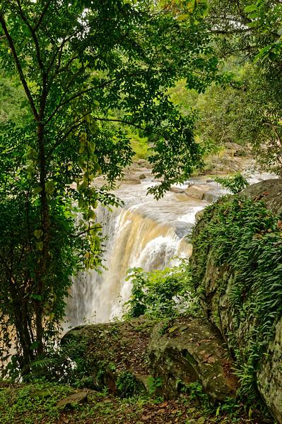 Pla Ba Waterfall, Loei Province