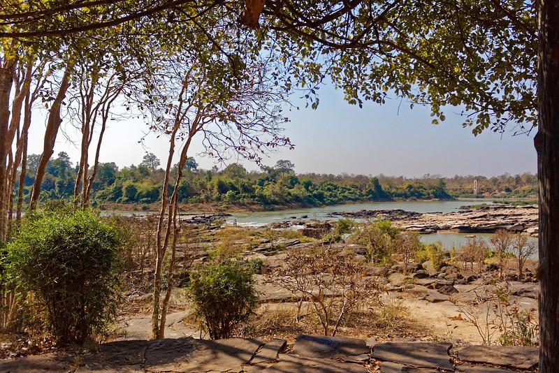 Tana Rapids, Ubon Ratchathani Province