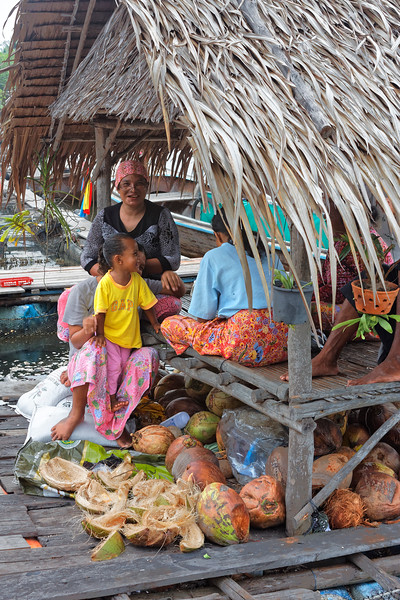 Among the so-called sea gypsies are those who belong to the Moken ethnic group, whose Malayo-Polynesian language is part of the Austronesian language family; others belong to the Urak Lawoi ethnic group and speak a Thai-influenced language closely related to Malay.