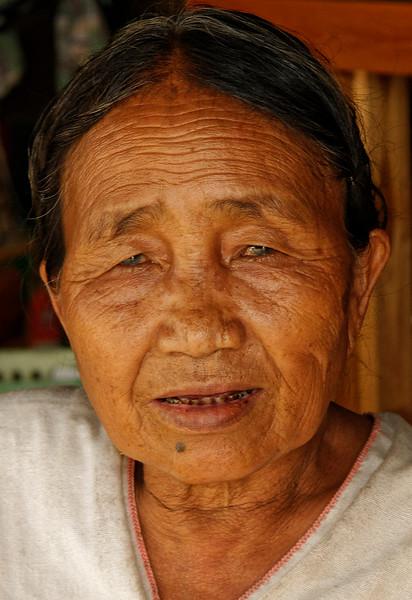 Lawa woman, Ban La Up