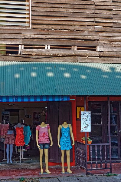 Women's clothing shop, Nakhon Phanom