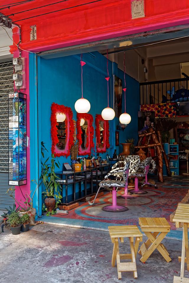 Beauty parlor, Nakhon Phanom
