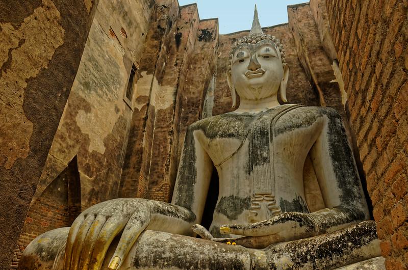 The Buddha at Wat Si Chum