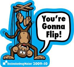 Challenge: You're Gonna Flip!