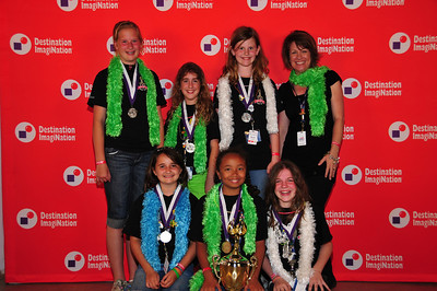 2nd Place, Elementary Level Do or DI: Lewisville ISD, Array, TX. #750-24464