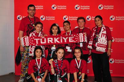 Darussafaka, Turkey; MASLAK/SARIYER, #169-15743; Renaissance Award for outstanding Design, Engineering, Execution, Performance.