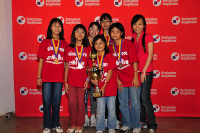 1st Place, Elementary Level Do or DI: St. Hilda's Primary School, Singapore, #177-63536