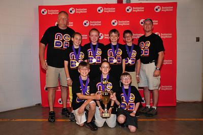 3rd Place: Middle Level DIrect DIposit,Blair Community Schools- OMS, Blair, NE. #129-13108.