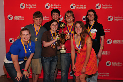 1st Place, University Level Do or DI: The University of Texas at Dallas, Richardson, #750-07585