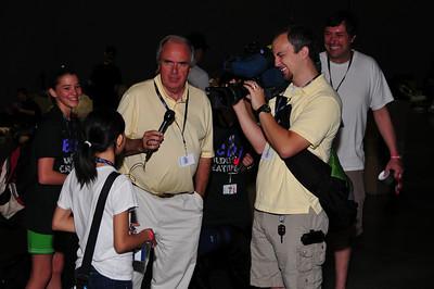 Local NBC TV at Globals