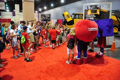 Box and Ball at Expo